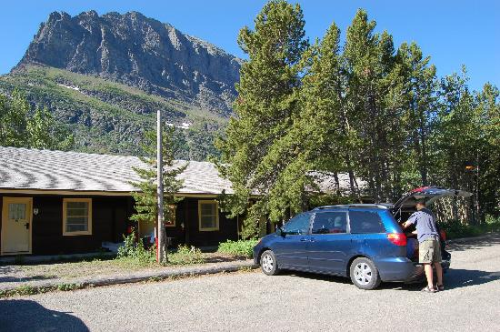 Swiftcurrent Motor Inn Room 25 Foto Van Swiftcurrent