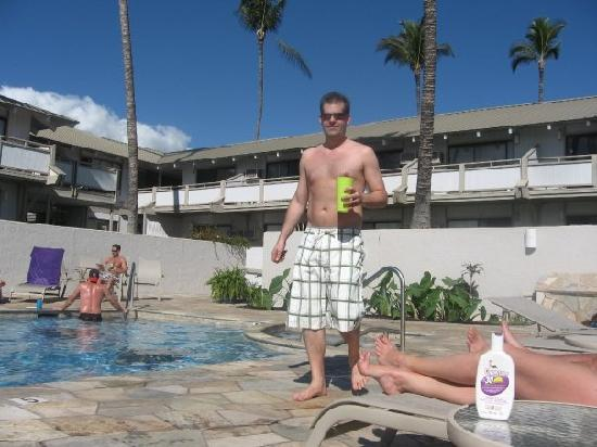 Shores of Maui: the pool area was great!!!