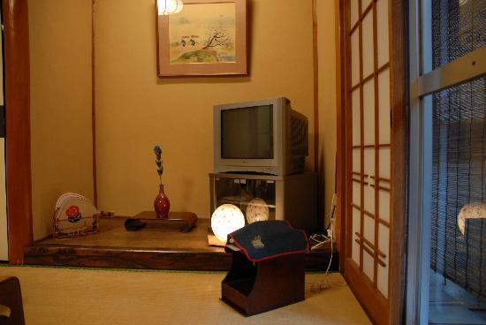 Motonago: La chambre
