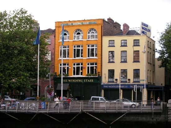 The Winding Stair: Winding Stair, Dublin