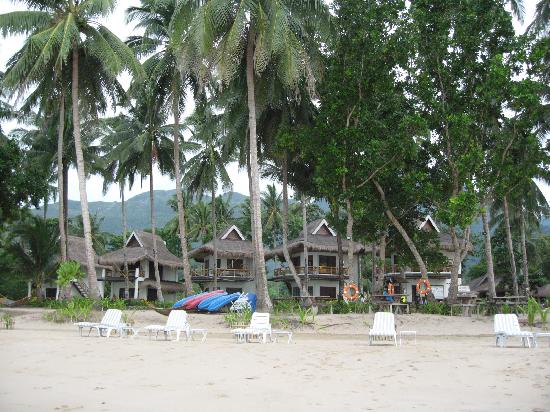 Daluyon Beach and Mountain Resort: Daluyon Resort