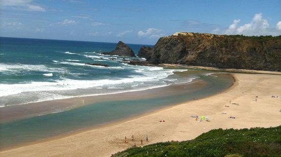 Alentejo, Portugal: Odeceixe Beach