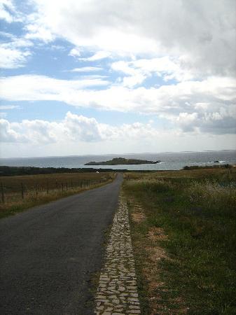 Alentejo, البرتغال: Pessegueiro Island