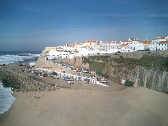 Ericeira, Portugal : Fisherman's Beach