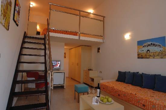 High Beach Hotel: double standar room
