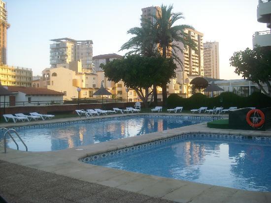 AR Galetamar: piscine