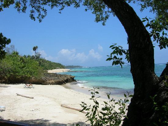Baracoa, Kuba: Villa Maguana's beach