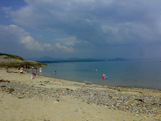 Hafan y Mor Holiday Park - Haven: the beach