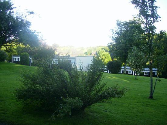 Lanteglos Lodges and Villas: View 2 from Villa