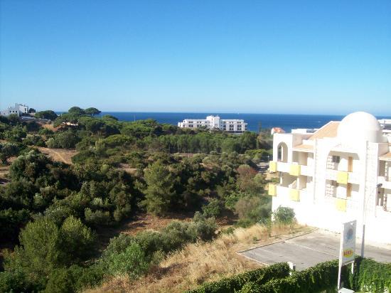 Elimar Apartments: balcony view 1