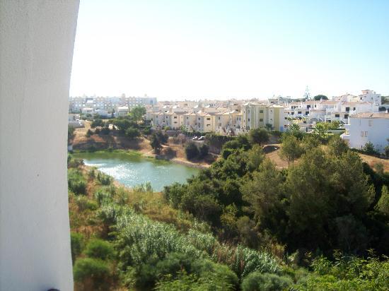 Elimar Apartments: balcony view 2