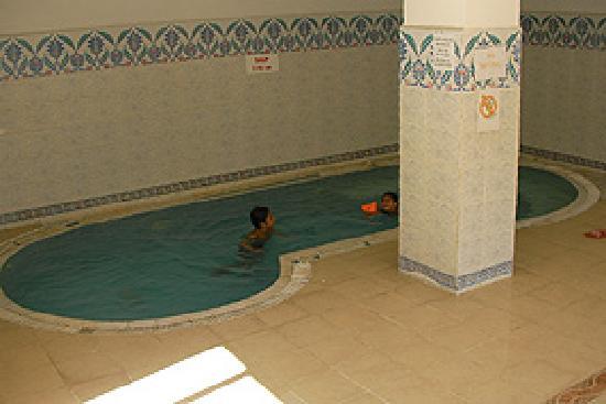 Kocak Otel Pamukkale: indoor jacuzzi