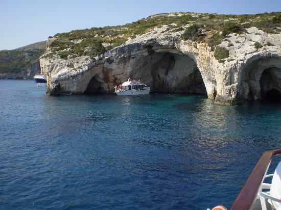 Contessa Hotel : Blue Caves