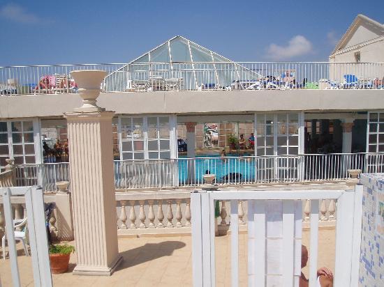 Magic Cristal Park Hotel: swimming pool