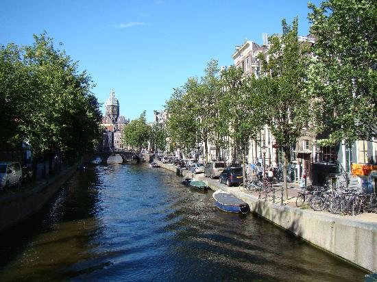 Suite 259: Why you should go to Amsterdam to relax