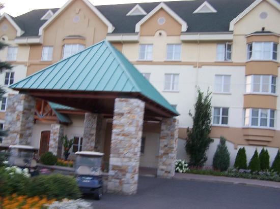Bromont, Canadá: Entrée principale