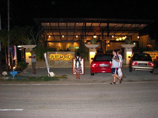 Front of Putumayo