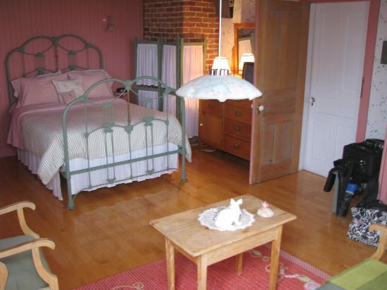 Auberge La Romance : La chambre 1