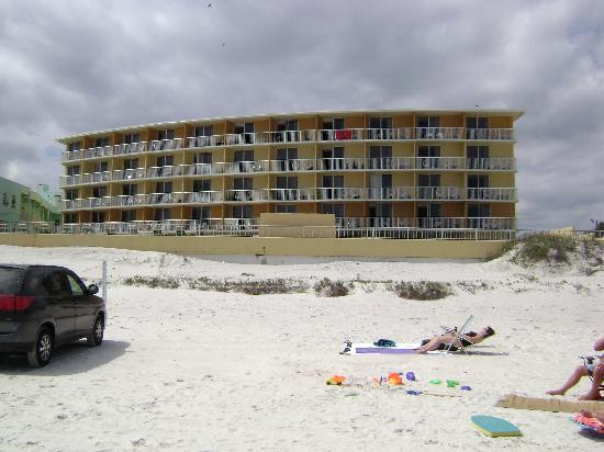 Best Western Daytona Inn Seabreeze: Comfort Inn Oceanfront, Daytona Beach