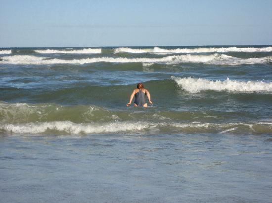 Hirtshals, Denmark: go swimming