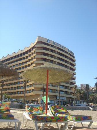 Torremolinos, Spanien: Hotel Melia Costa del Sol