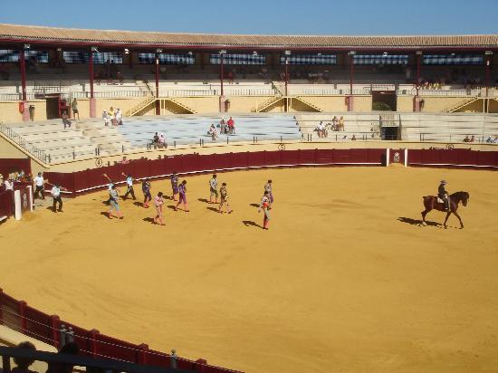 Plaza de Toros de Torremolinos: presentation