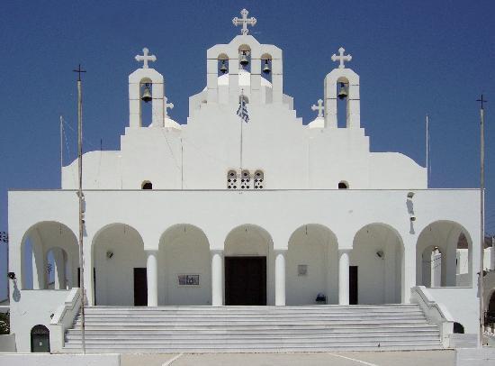 Sagterra Studios: Main church of Chora