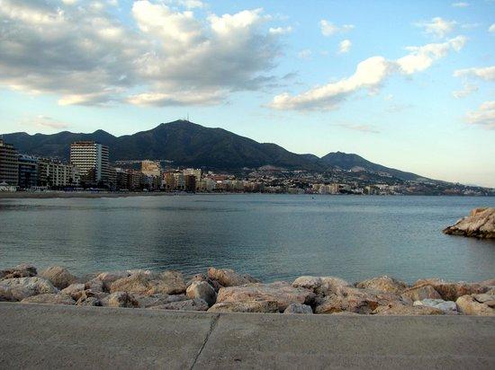Vista de Fuengirola