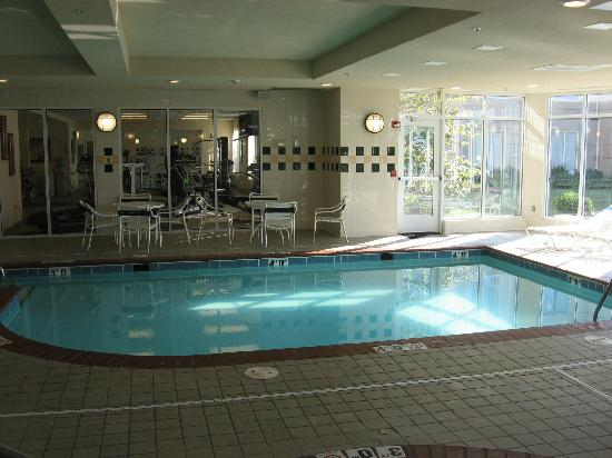 Hilton Garden Inn Newport News : Indoor Pool