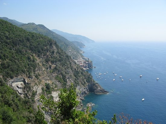 Moneglia, Itálie: Walking in  the Cinque Terre: Fantastic