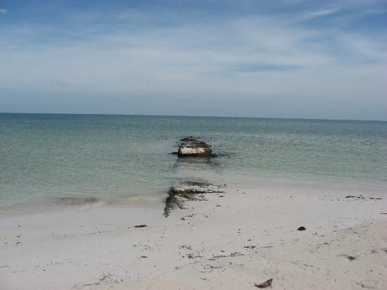 Holbox Hotel Casa las Tortugas - Petit Beach Hotel & Spa: playa frente a Los Mapaches