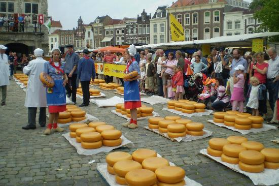 Gouda, Países Baixos: All very traditional