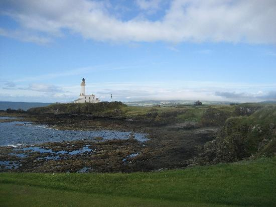 Fairways Bed & Breakfast: Very close to Turnberry Golf Resort