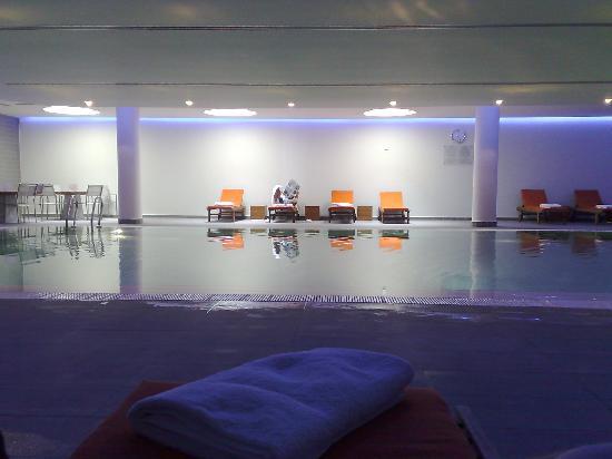 Отель Хаятт Ридженси Киев: pool