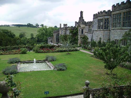 ‪‪Derbyshire‬, UK: Haddon Hall, Derbyshire, England‬
