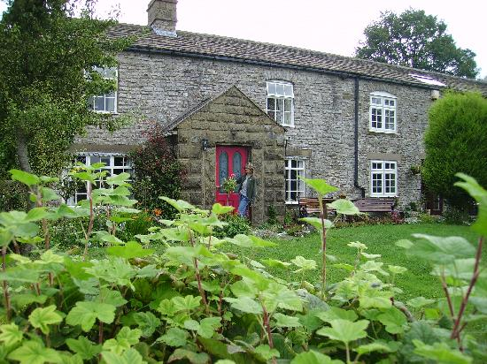 Графство Дербишир, UK: Foolow, Hope Valley, Derbyshire, England