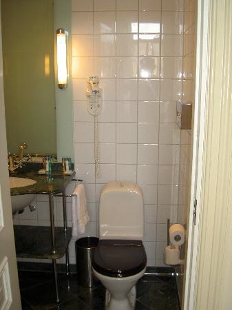Elite Hotel Knaust: Deluxe room - Bathroom