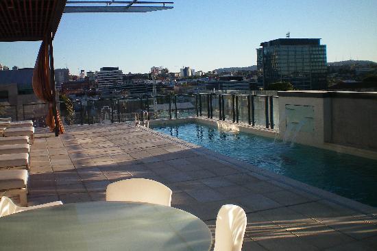 Emporium Hotel: Emporium Roof Top Pool