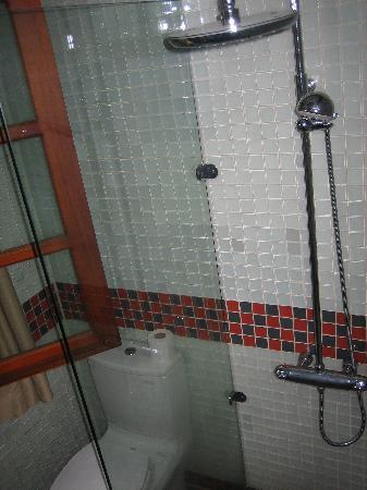 Cha Pa Garden Boutique Hotel & Spa : Bathroom