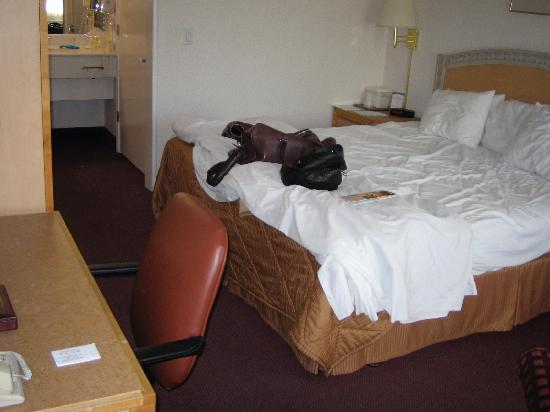 Comfort Inn Palo Alto: chambre