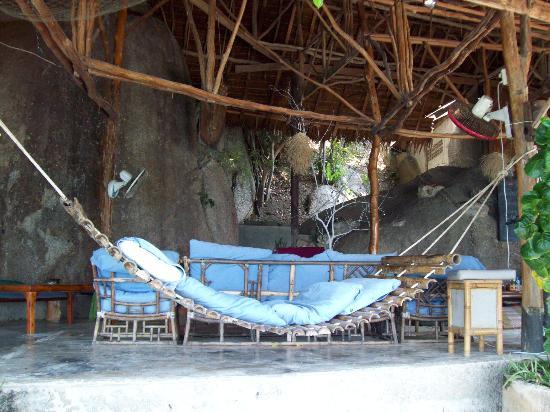 Harmony Beach Resort: In side the lounge area