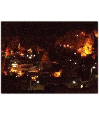 Aydinli Cave Hotel: Scenery