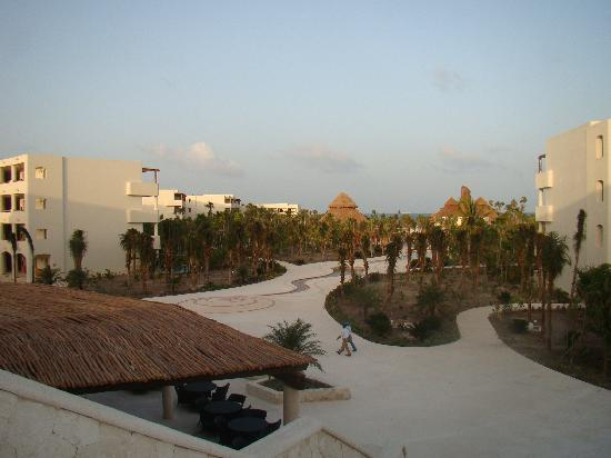 Secrets Maroma Beach Riviera Cancun: SMB: View from the Lobby