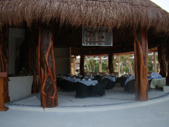 Secrets Maroma Beach Riviera Cancun: SMB: Seaside Grill