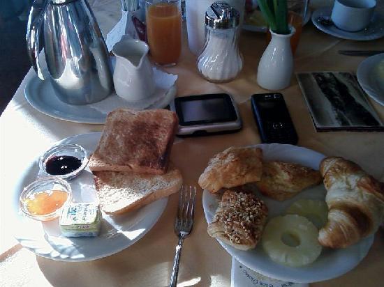 Hotel Badhaus : La prima colazione - incredibile!