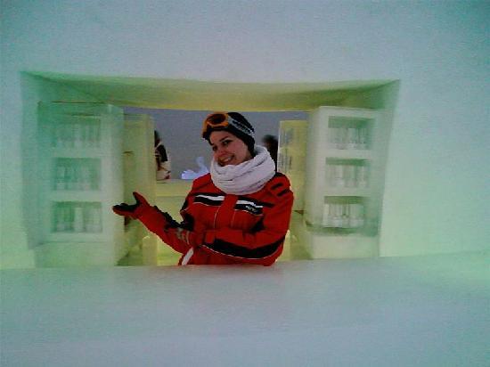 Hotel Badhaus : Sulle piste da sci