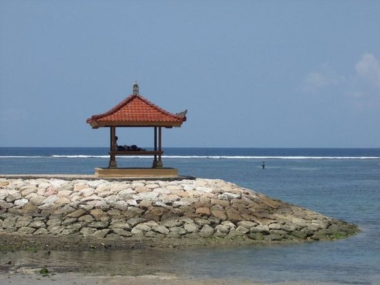Санур, Индонезия: Beautiful view - Sanur 2007