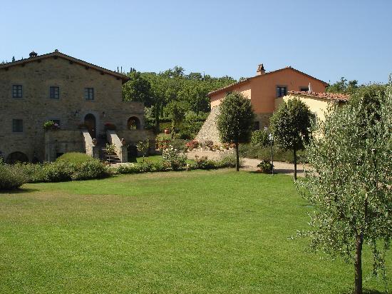 Casa Portagioia: Gesamtanlage