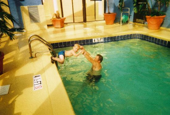 The Caravelle Resort: at the indoor pool