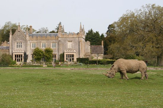 Cotswold Wildlife Park and Gardens : Victorian Manor House